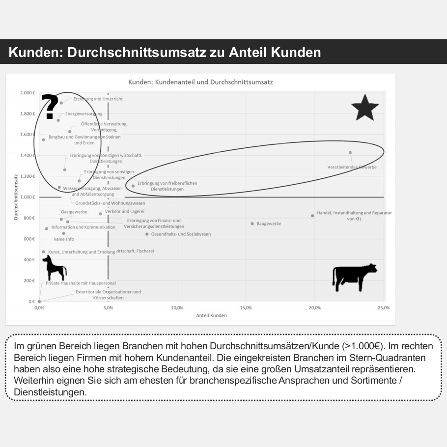 Rahlf Consulting | Kundenanalyse Projekte